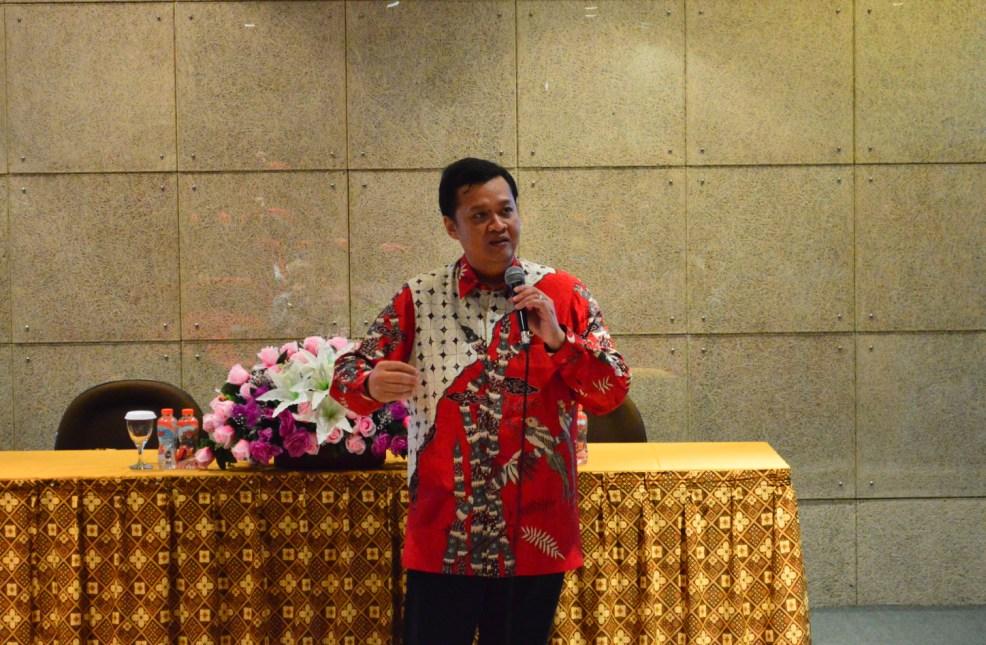 Deny Poerhadiyanto menjelaskan mengenai peran ICAEW Indonesia