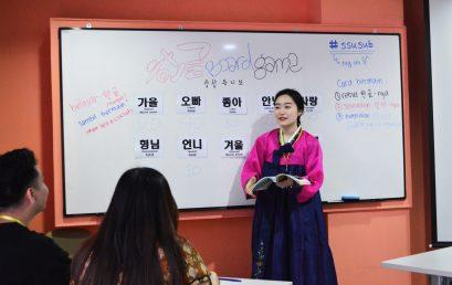 Learning Korean the Fun Way
