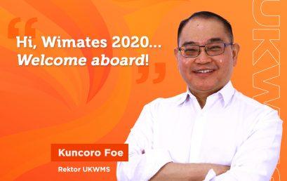 UKWMS Siap Sambut Wimates