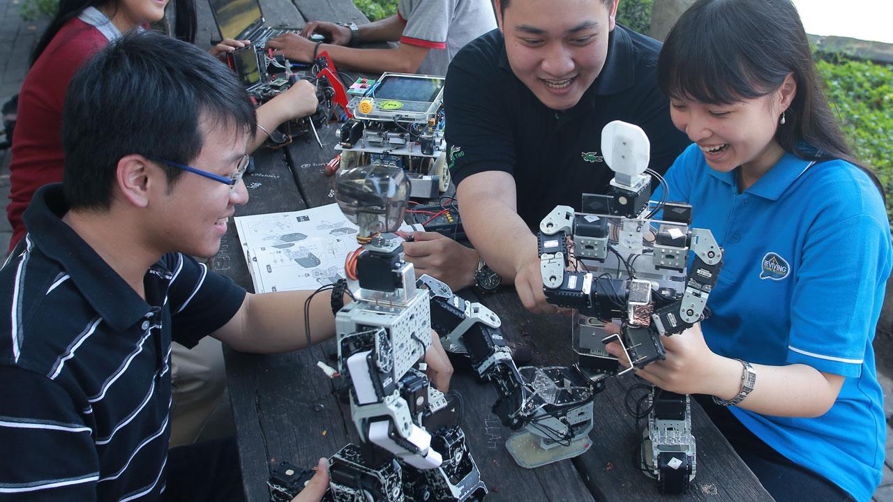 elektro-robot