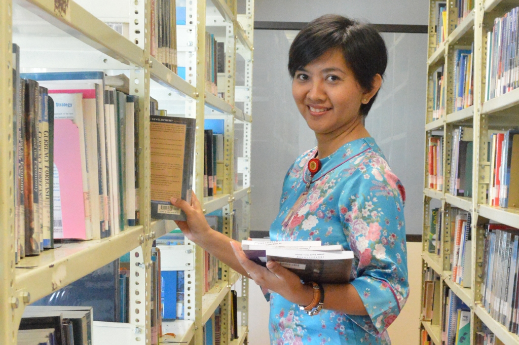 Kepala Unit Penunjang Perpustakaan UKWMS