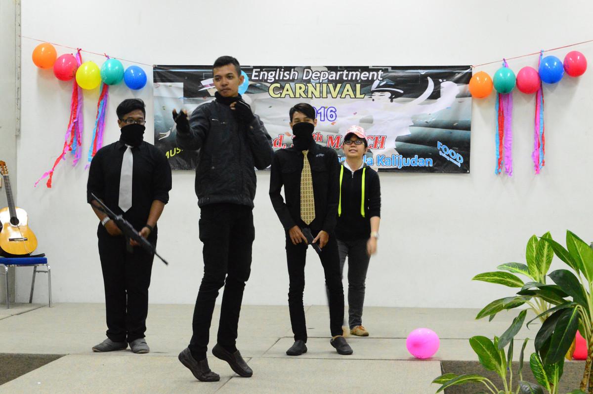 Mekarkan Talenta Tersembunyi Lewat Karnaval