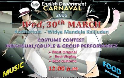 Karnaval PSP Bahasa Inggris