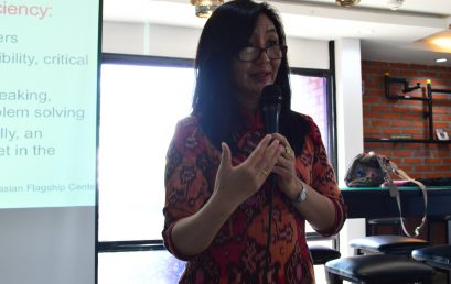 Kiprah Bahasa Indonesia di Amerika Serikat