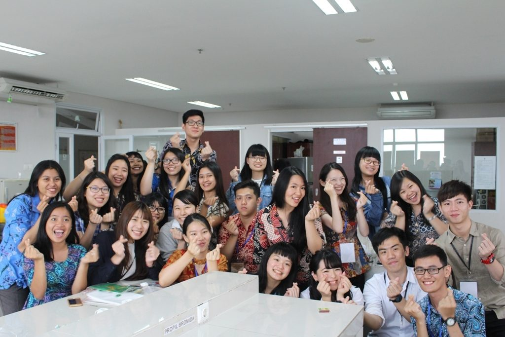 Foto bersama peserta PBL 2018