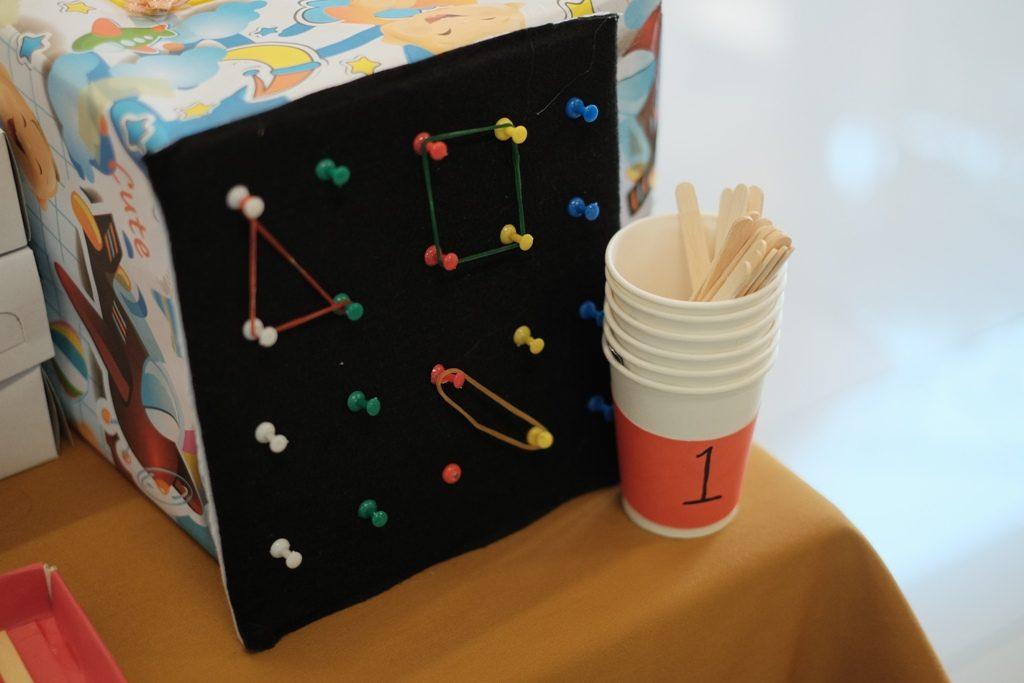 Kreatif - Karya kreatif dari Tim FKIP PAUD yaitu alat pembelajaran untuk Pendidikan Anak Umur Dini 2