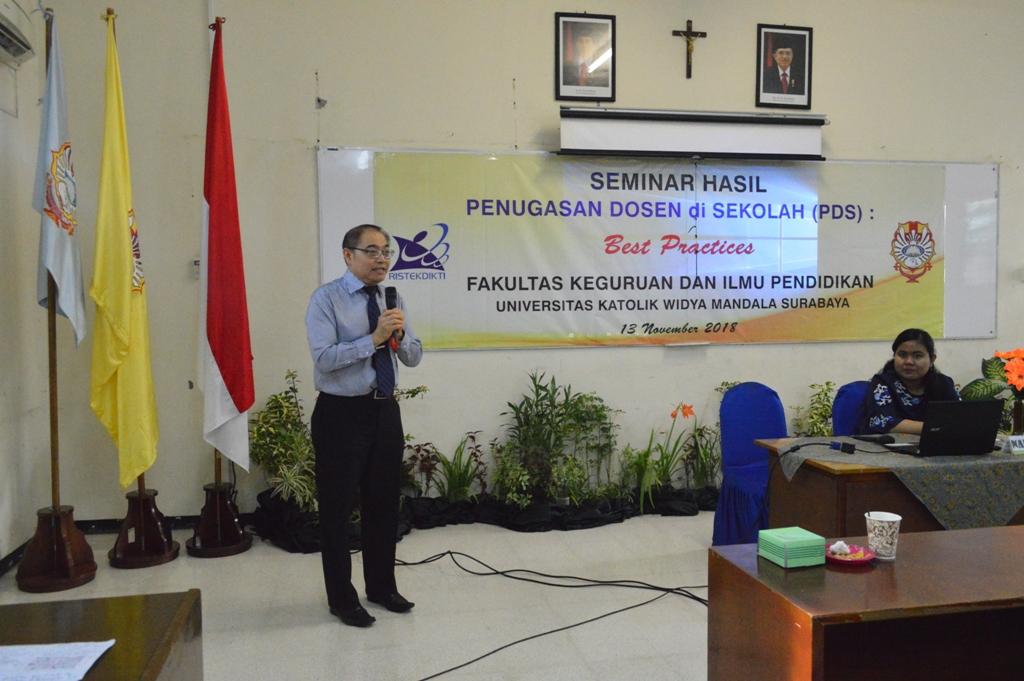 Kuncoro-Foe-Memberikan-Sambutan-dalam-Seminar-Hasil-PDS