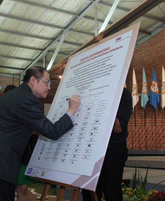 Komitmen Penuh UKWMS Laksanakan SPMI